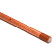 Picas de acero con recubrimiento de cobre