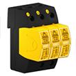 SERIE ATPV Protección de sobretensiones para instalaciones con paneles fotovoltaicos