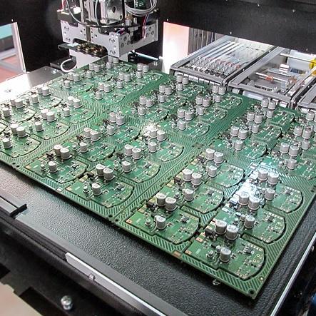 Ampliamos nuestra línea de producción de equipos electrónicos