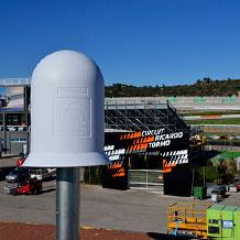 El último Gran Premio del Campeonato de MotoGP contó con la protección preventiva de ATSTORM®