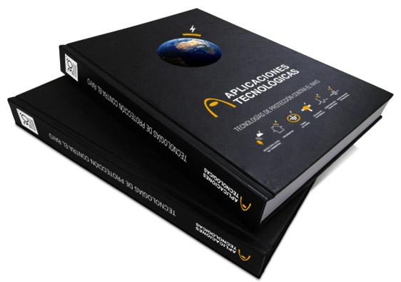 Libro catálogo de productos para la protección del rayo y las sobretensiones