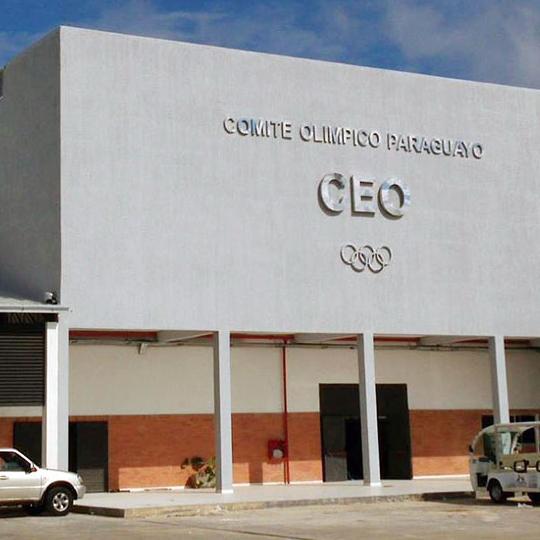 Tres pararrayos DAT Controler® PLUS protegen ya el parque del Comité Olímpico Paraguayo