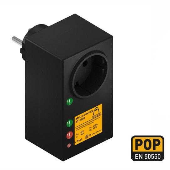 Protector sobretensiones Atplug control