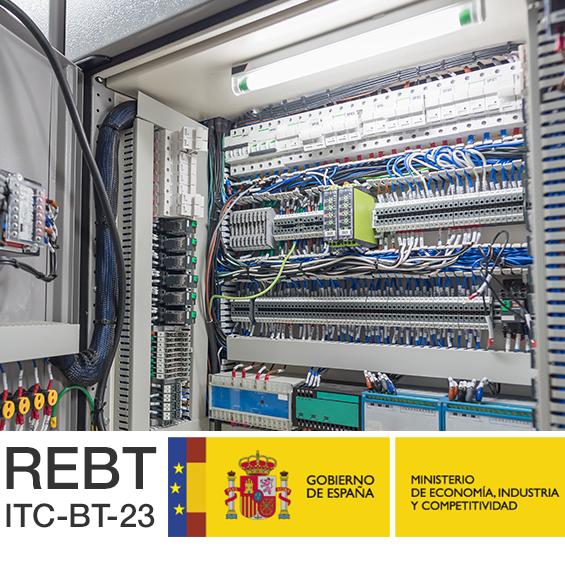 Nueva revisión de la Guía-BT-23 del Reglamento Electrotécnico para Baja Tensión de España
